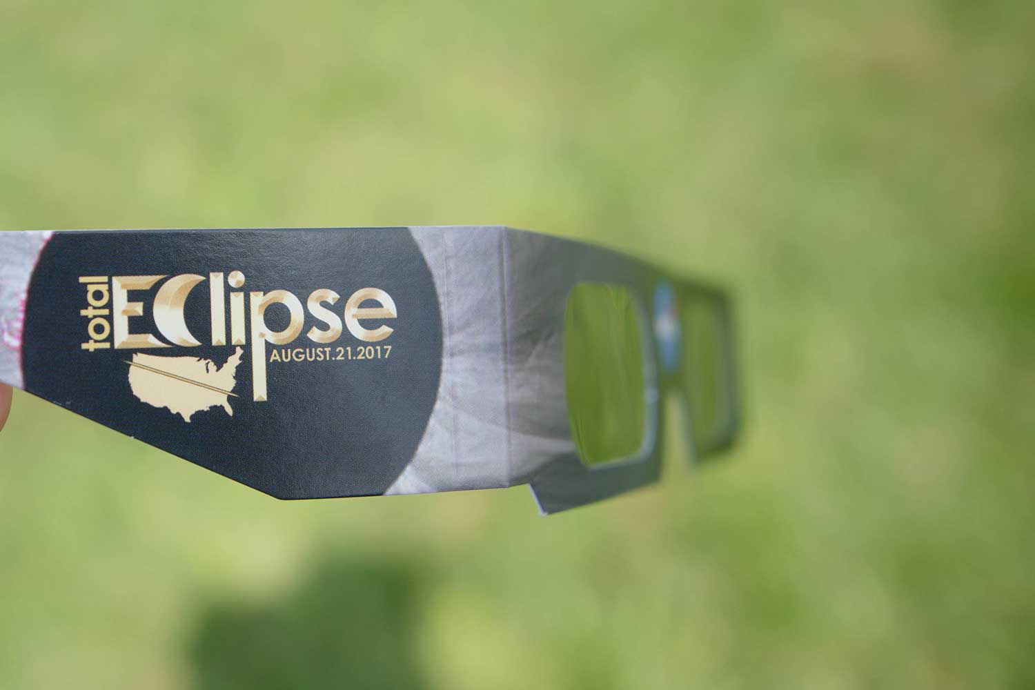 Eclipses visible from Rochester leading up to the big event